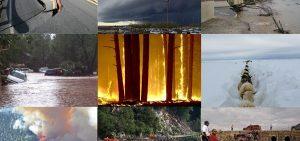 مدیریت بحران مخاطرات طبیعی